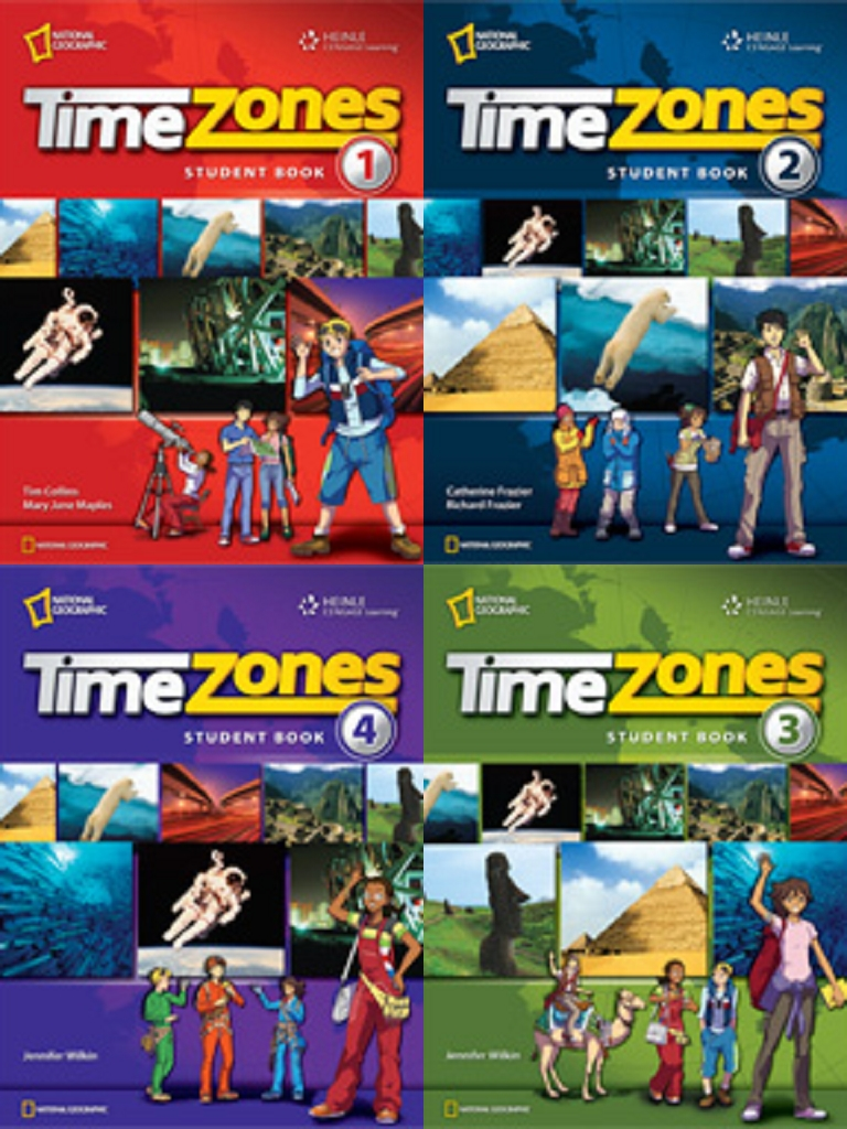 Time Zones - EXPLORE, DISCOVER, LEARN
