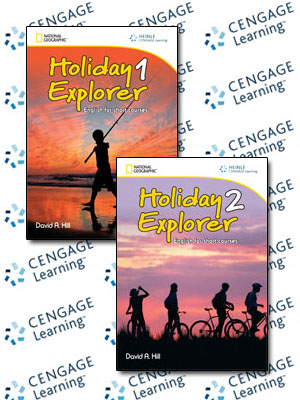 Holiday Explorer - English for short courses